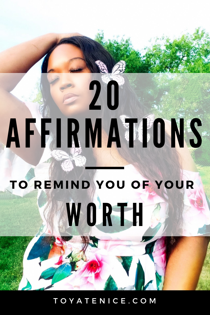 affirmations for women, black woman nautical, quotes for women, self love for women